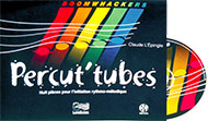 Percut'tubes - Livre + 1 CD