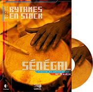 Rythmes en stock :  Sénégal - Livre + 1 CD