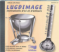 Lugdimage - CD