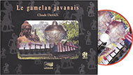 Le gamelan javanais - Livre + 1 CD