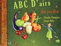 ABC D'airs du jardin - Livre