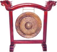 Portique pour gong ou tam-tam ø 30 cm