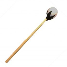 Baguette pour tambours grave et medium (l. : 35 cm)