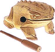 Guiro grenouille moyen modèle
