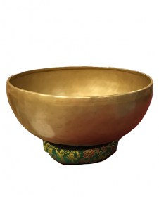 Bol Tibétain maxi modèle