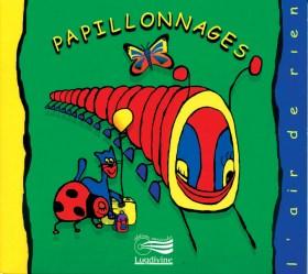 3 - Papillonnages - CD Audio