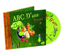 ABC D'airs du jardin - CD Audio