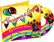 Musiques de cirque - CD Audio