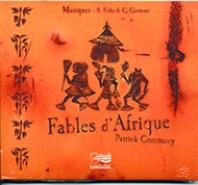 1- Fables d'Afrique - CD audio