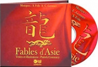 4- Fables d'Asie - CD audio