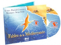 3- Fables de la Méditerrannée - CD audio