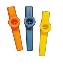 Kazoo plastique (les 3)