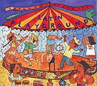 Latin Playground – 1 CD Audio