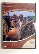 DVD Musiciens et magiciens de la brousse