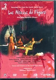 DVD Le nozze di Figaro - 2 DVD
