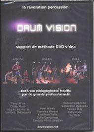 DVD : Drum vision