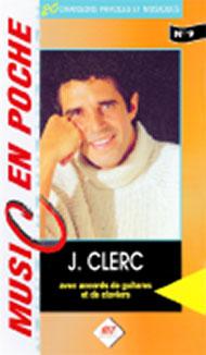 Music en poche J. Clerc - livret