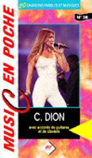 Music en poche C. Dion - livret