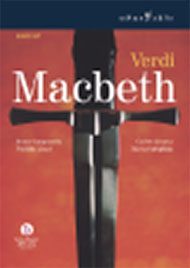 DVD Macbeth (Verdi / Livret: F.M. Piave d'après W. Shakespeare)