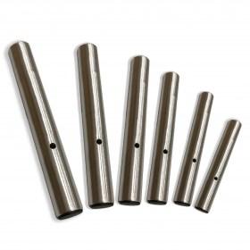 Kutus-wapas la série de 6 tubes pentatoniques