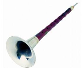 Hautbois suona avec pavillon métal