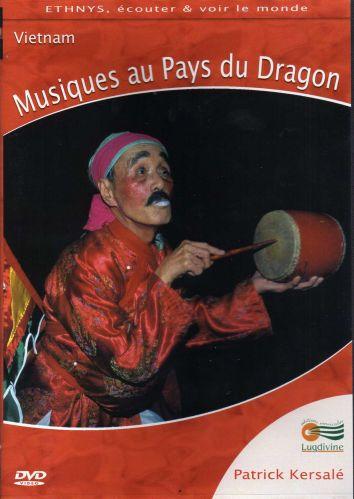 DVD : Musiques au pays du dragon