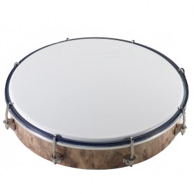 Tambourin  peau synthétique ø 25 cm