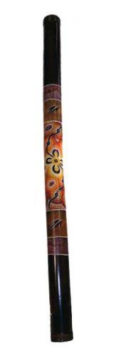 Didjeridoo en bambou peint