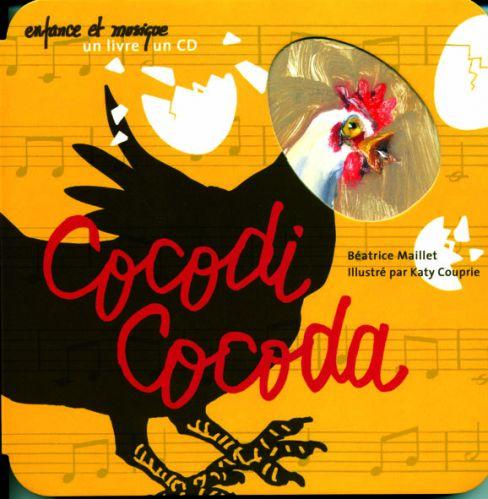 Livre Disque : Cocodi Cocoda