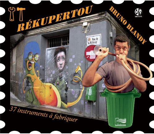 Rékupertou 1 ouvrage + 1 CD