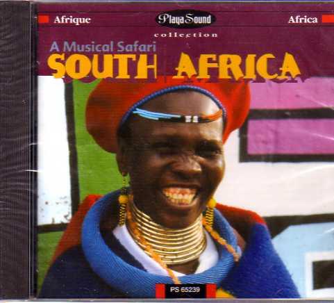 A musical safari, south Africa