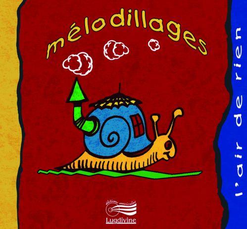 5- Mélodillages CD
