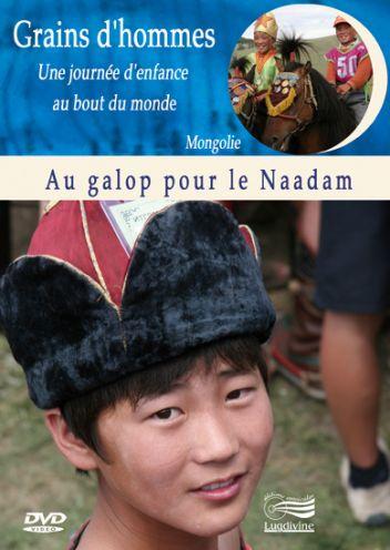 DVD Au galop pour le Naadam
