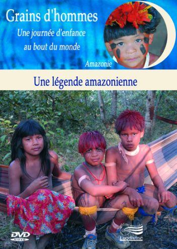 DVD Une légende amazonienne