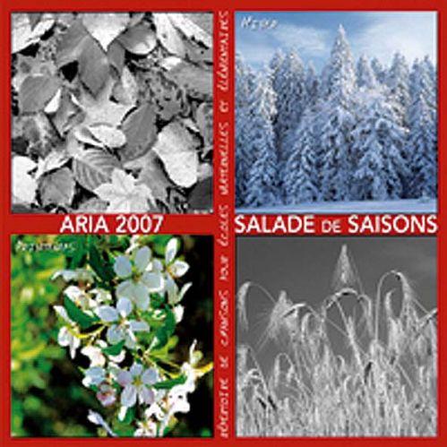 Salade de saison : printemps - Hiver