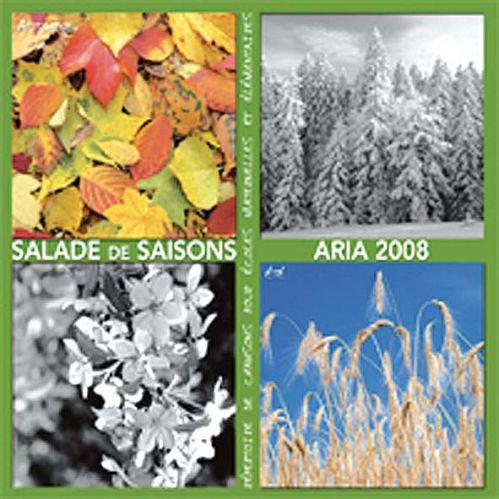 Salade de saison :  Automne-été