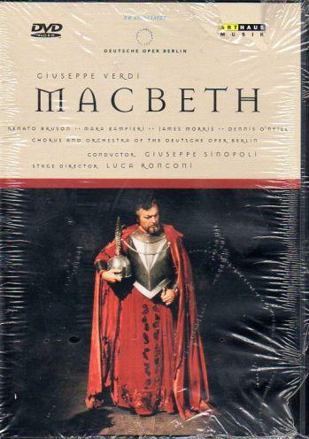 MACBETH - Deutsche oper Berlin