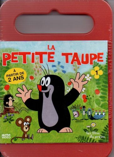 DVD - La petite taupe