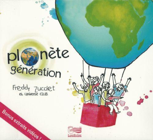 Planète Génération (CD)