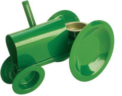 Kazoo : tracteur