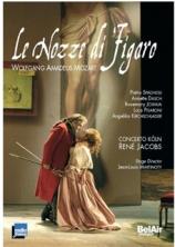 DVD - Les noces de Figaro
