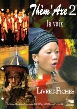 """Le Livret/fiche """"élève"""" La Voix"""