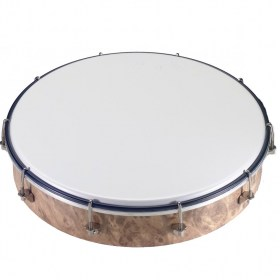 Tambourin  peau synthétique ø 30 cm